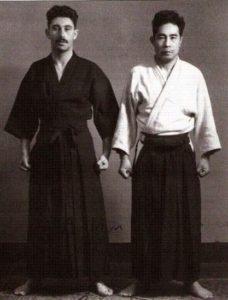 Jim ALCHEIK et Minoru MOCHIZUKI